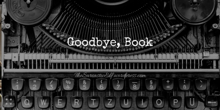 Goodbye, Book