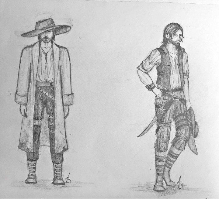 Sley costume concept
