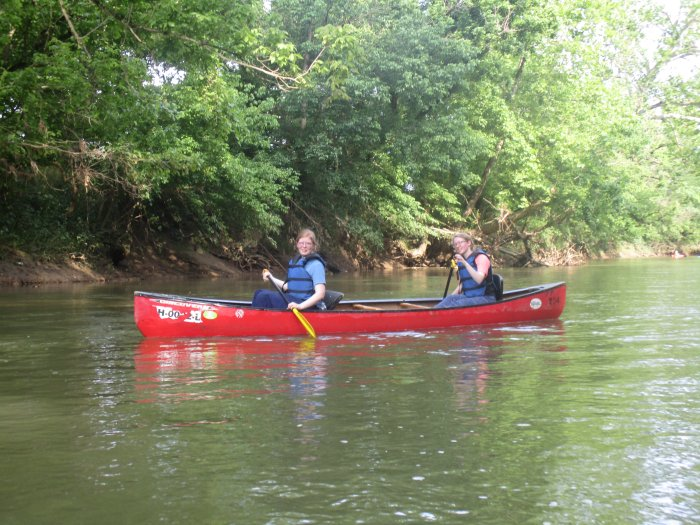 Canoe trip 3